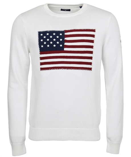American Flag Sweater thumbnail