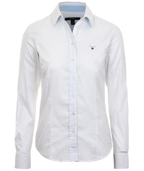 stretch oxford shirt thumbnail