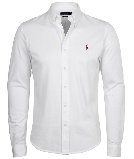 Mesh Oxford Shirt thumbnail