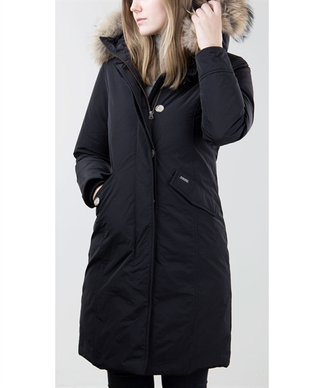 W´s Luxury Long Parka thumbnail