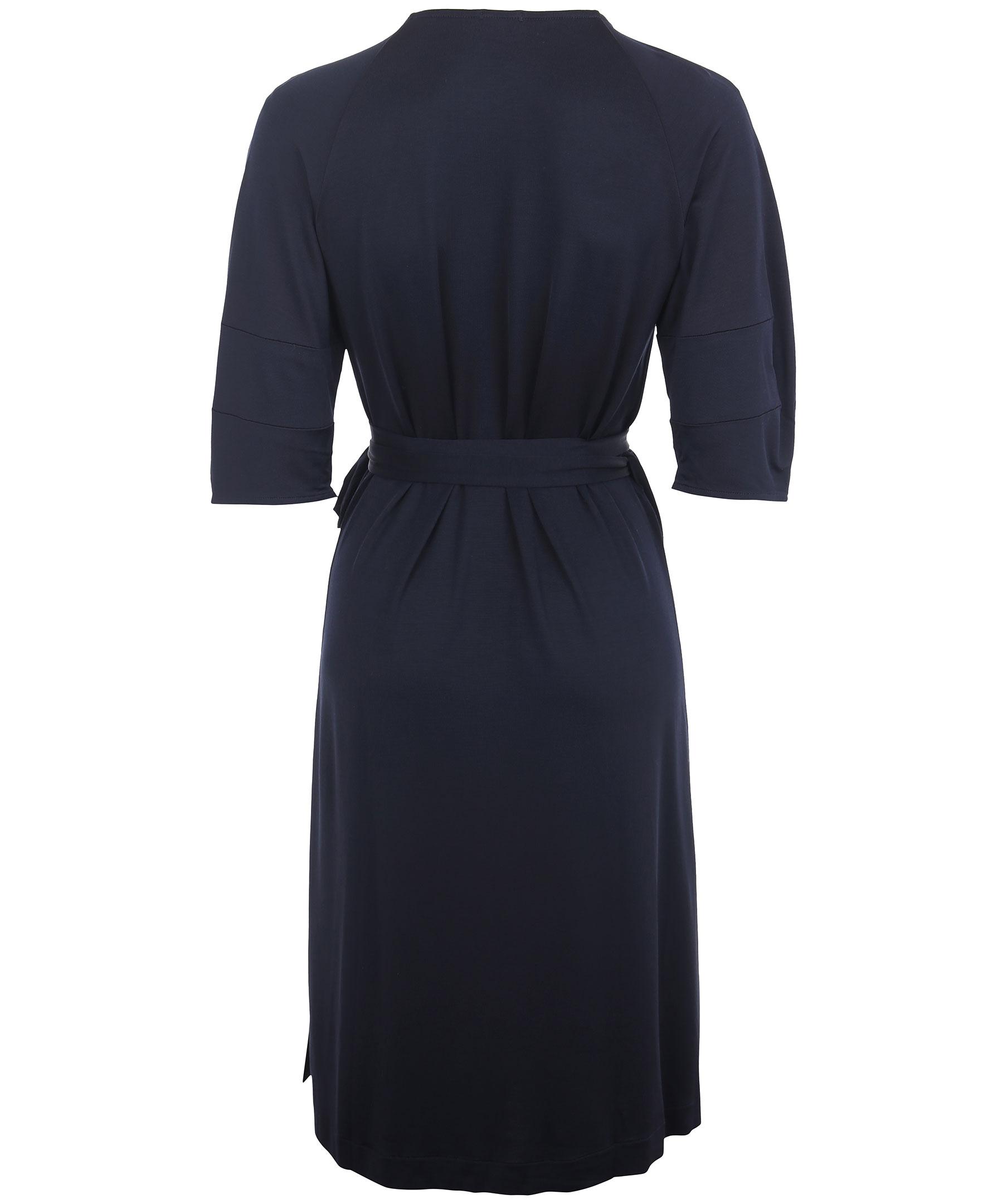 c93a3d3b9a6d Handla Filippa K Jersey wrap dress hos Johnells.se