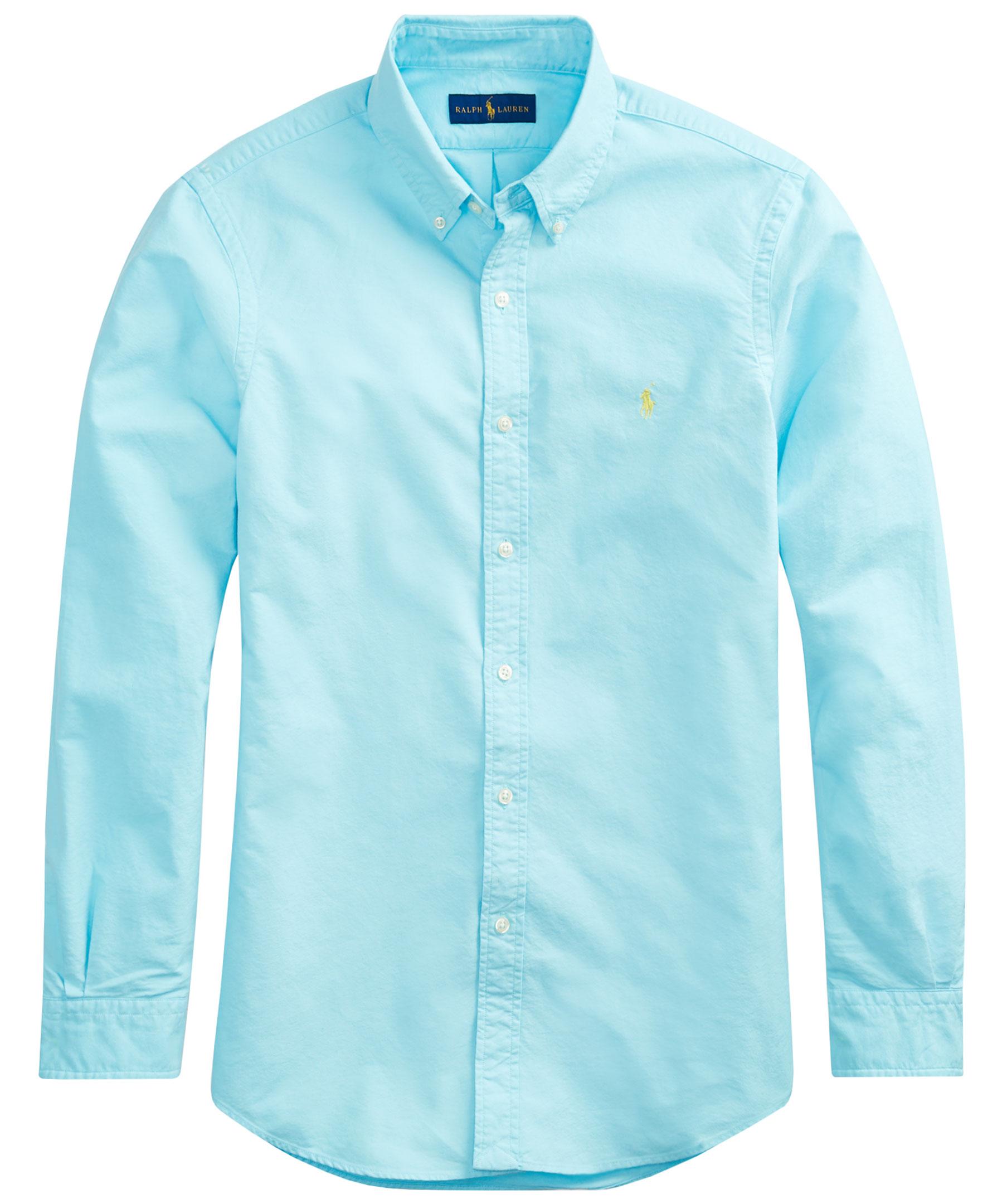 ebdbc7822 Handla Polo Ralph Lauren Garment dyed oxford slim hos Johnells.se