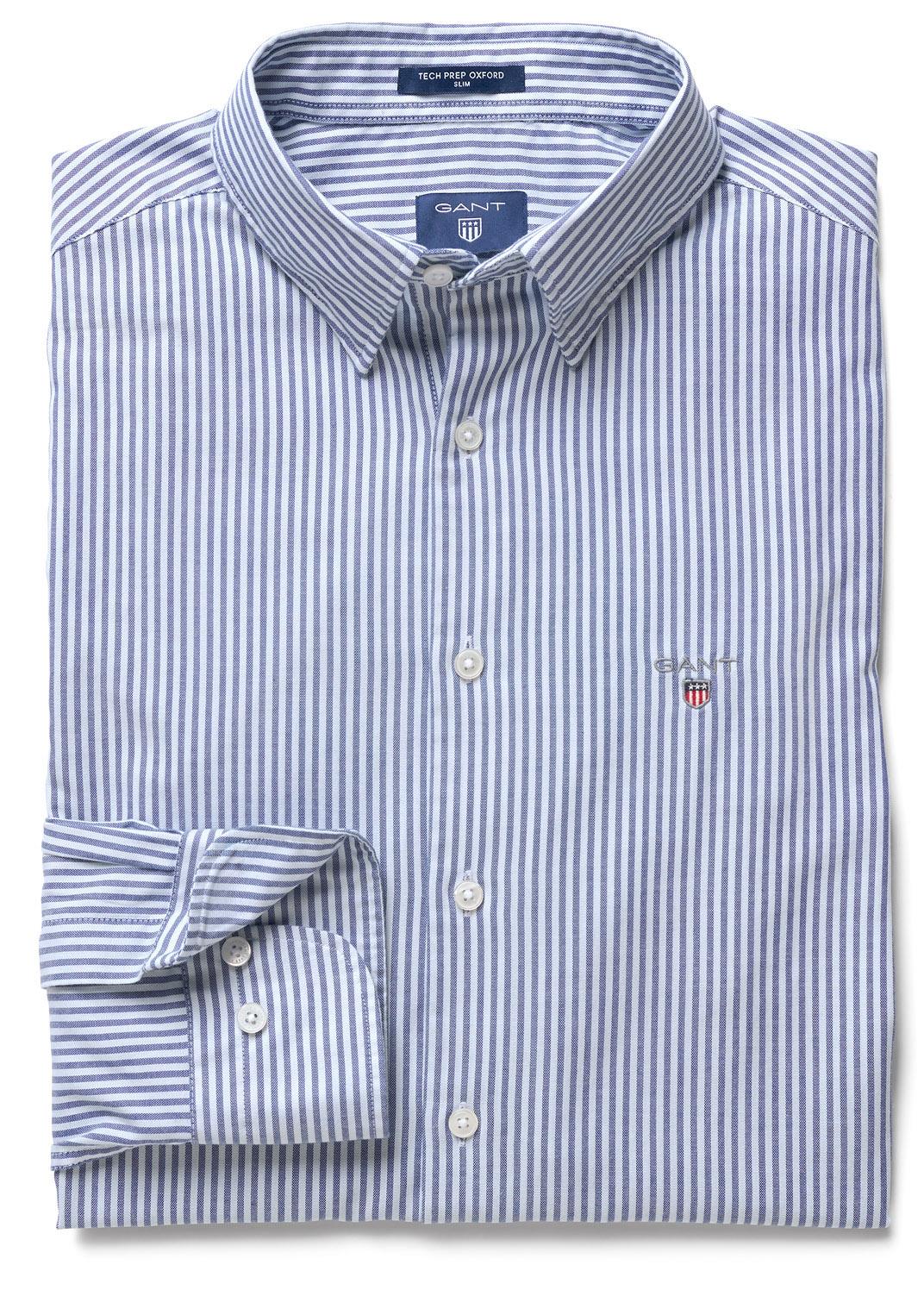 Gant - TP Oxford Stripe Gant - TP Oxford Stripe ... e0a9a49b932e3