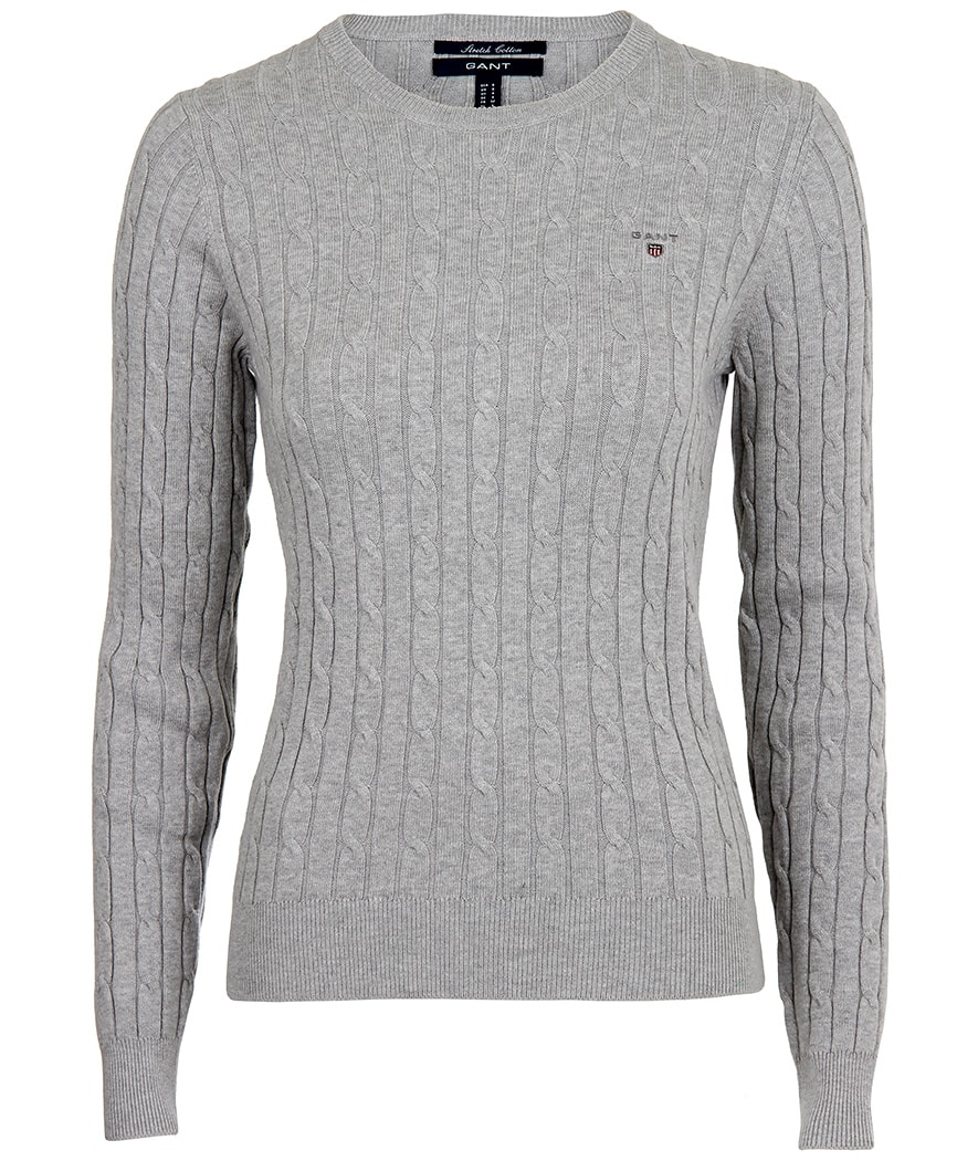 GANT | Stretch co cable crew