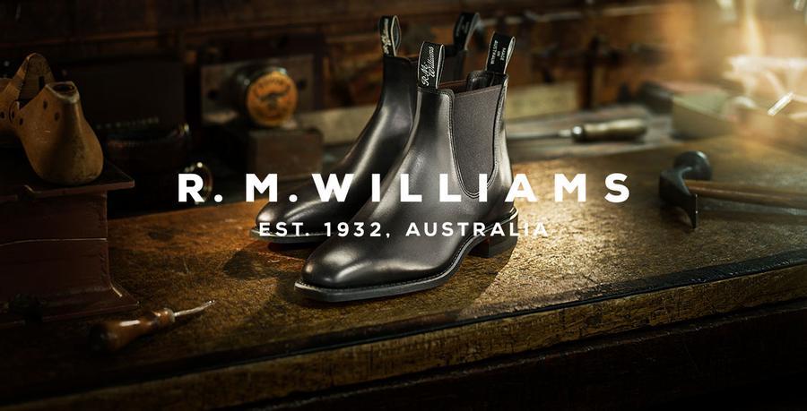 R.M.Williams